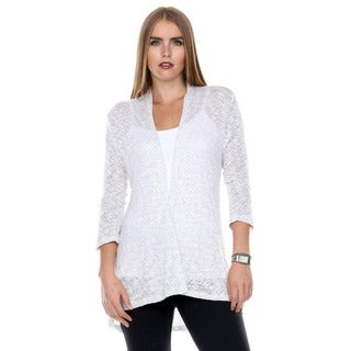 Stanzino Women's Knit Sweater Long Sleeve Cardigan