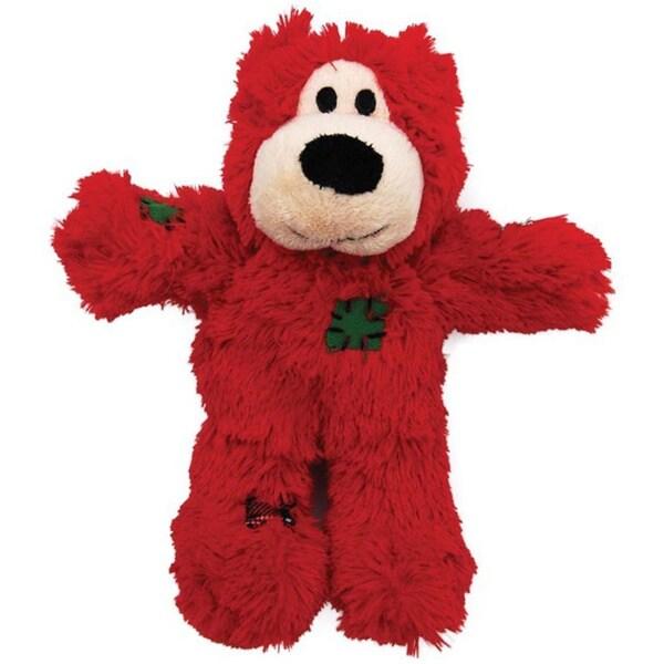Kong Holiday Wild Knots Bear