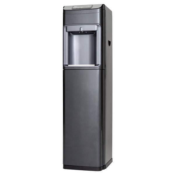Global Water (G5) Hot & Cold Floor Standing Water Bottleless Cooler - 4 - Stage - Reverse - Osmosis - (RO) G5RO