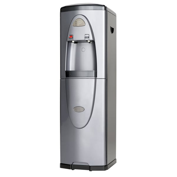 Global Water (G3) Hot & Cold Floor Standing Water Bottleless Cooler - 4 - Stage - Reverse - Osmosis - (RO) G3RO