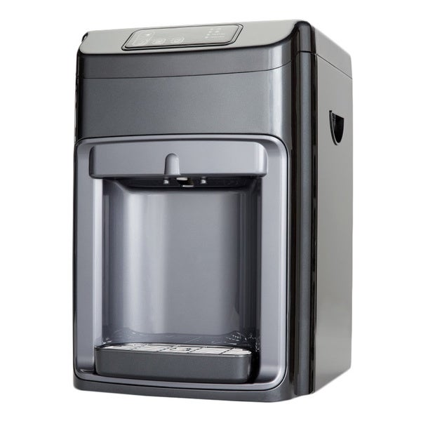 Global Water G5CTF Counter Top Hot and Cold Bottleless Water Cooler with 3-Stage Filtration 16189539