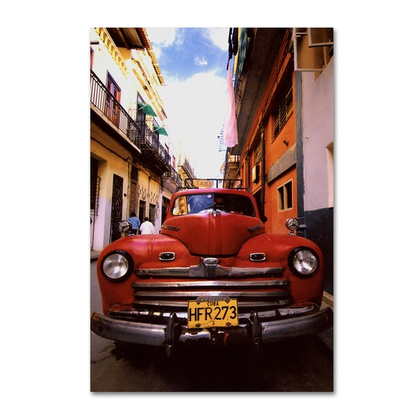 Master's Art 'Buscando el Camino' Canvas Wall Art