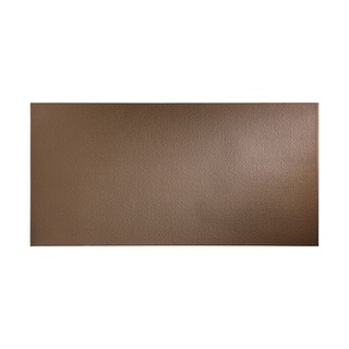 Fasade Hammered Argent Bronze Wall Panel (4' x 8')