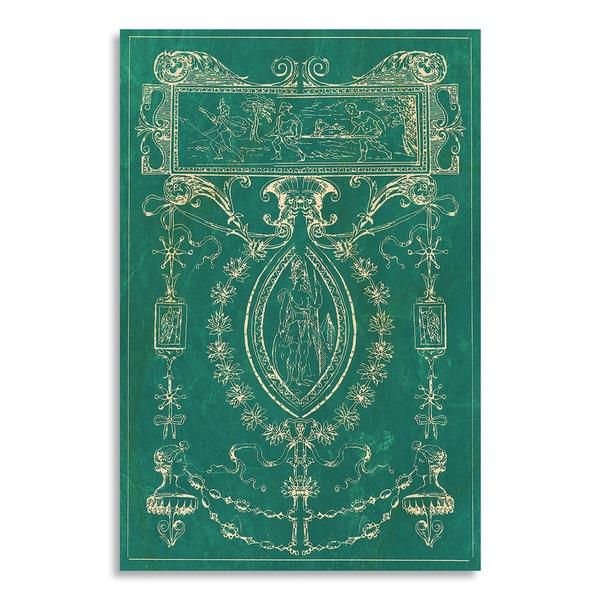 New Era Original 'Chiseled Dcor in Green IX' Birchwood