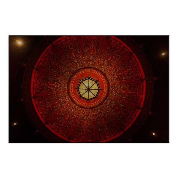 New Era Photography 'Dome Symmetry' Mounted Metal