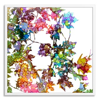 Gallery Direct Carole Pena, 'Prismatic Patch I' Paper Framed