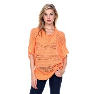 Stanzino Women's Knitted Casual Sweater Top
