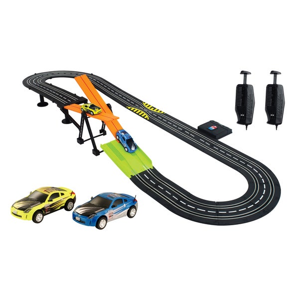 Artin 1:43 Scale Dead Drop Challenge Slot Car Racing Set