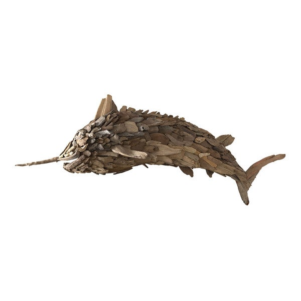 Dimond Home Driftwood Marlin