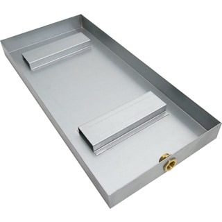 SteamSpa Stainless Steel Water Collecting and Drainage Pan