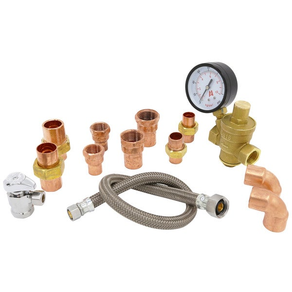 SteamSpa Complete Essentials Installation Kit