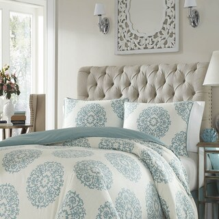 Stone Cottage Bristol Cotton Sateen Duvet Cover Set