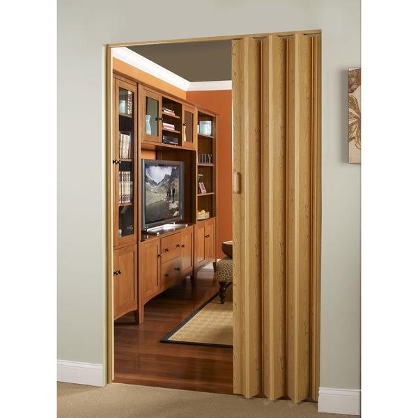 Encore Oak Folding Door