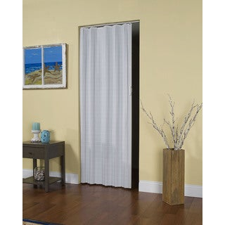 Horizon White Folding Door
