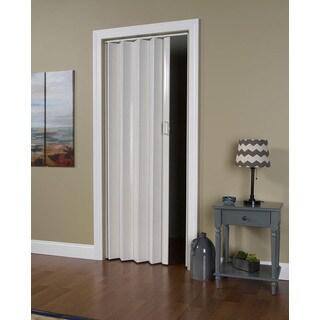 Oakmont Frost White Folding Door