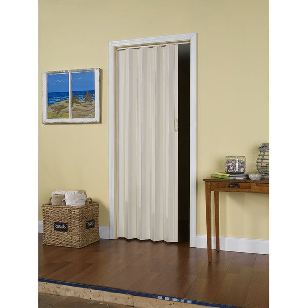 Sienna Cottage White Folding Door