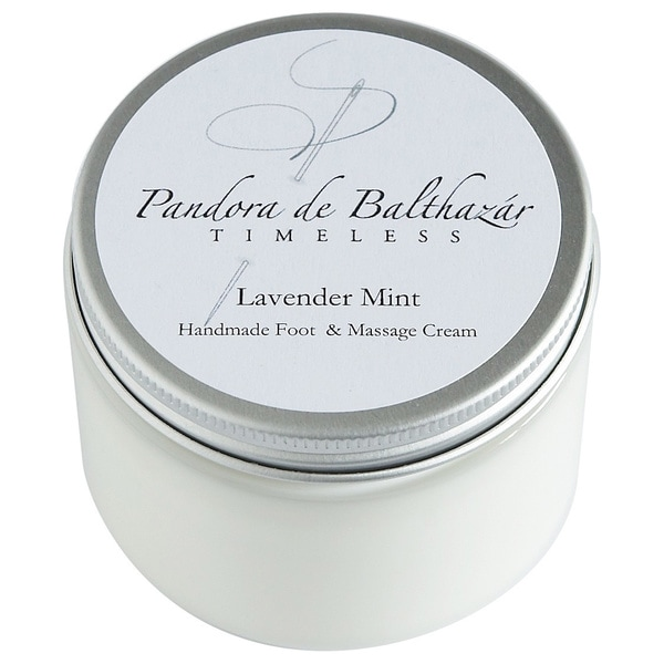 Pandora de Balthazar Lavender Massage and Foot Cream