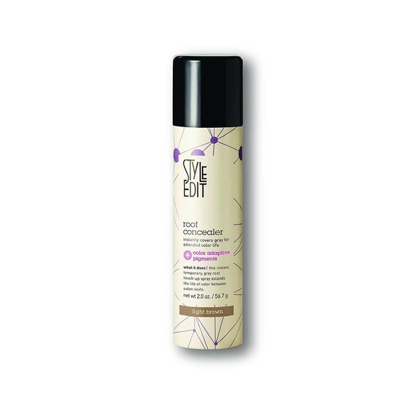 Style Edit Conceal Your Grey Hair Color Touch Up Root Spray (Lightest Brown/Medium Blonde) 16195727