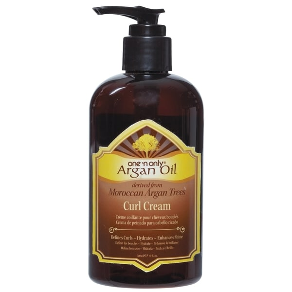 One 'n Only 10-ounce Argan Oil Curl Cream