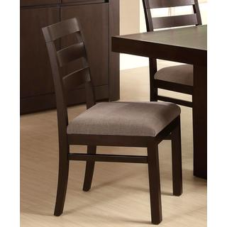 Monte Carlo Elegant Simplicity Bold Design Dinning Chairs (Set of 2)