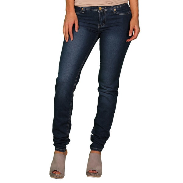 Apple Bottoms Junior Dark Wash Skinny Jean