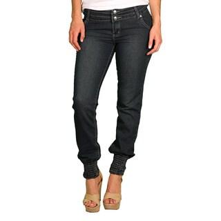 Apple Bottoms Junior Dark Wash Skinny Jean