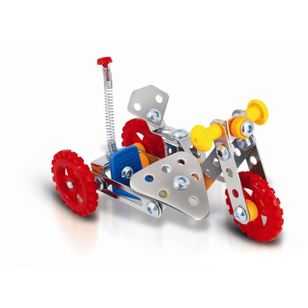 Dimple Child Magical Model 71-piece Build Your Own Vehicle