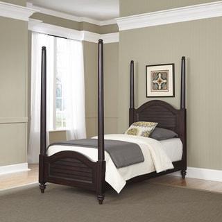 Bermuda Twin Poster Bed