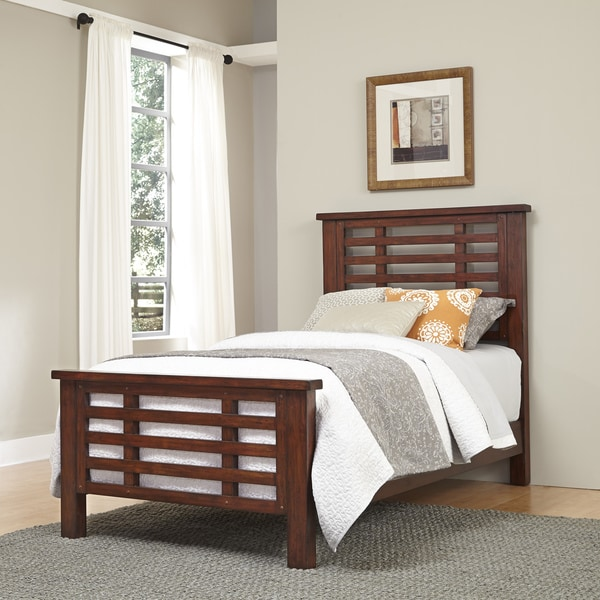 Cabin Creek Twin Bed