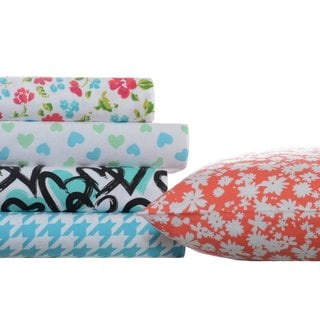 Teen Vogue Flannel Sheet Sets
