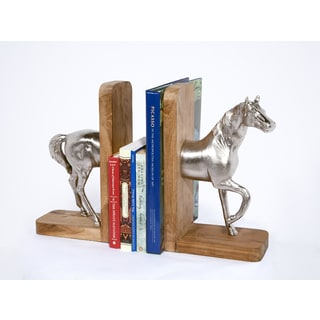 Equestrian Horse Bookend