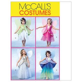 Children's/Girls' Fairy Costumes-CL (6-7-8)