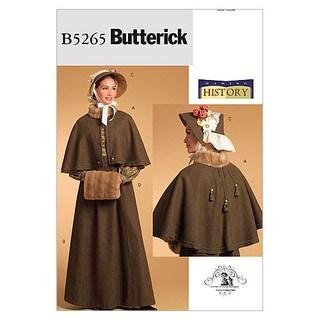 Misses' Historical Costume-AA (6-8-10-12)