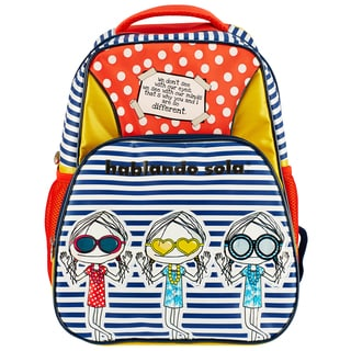 Hablando Sola Girls Trio Backpack