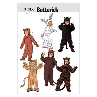 Children's/Girls'/Boys' Costume-2-3-4-5
