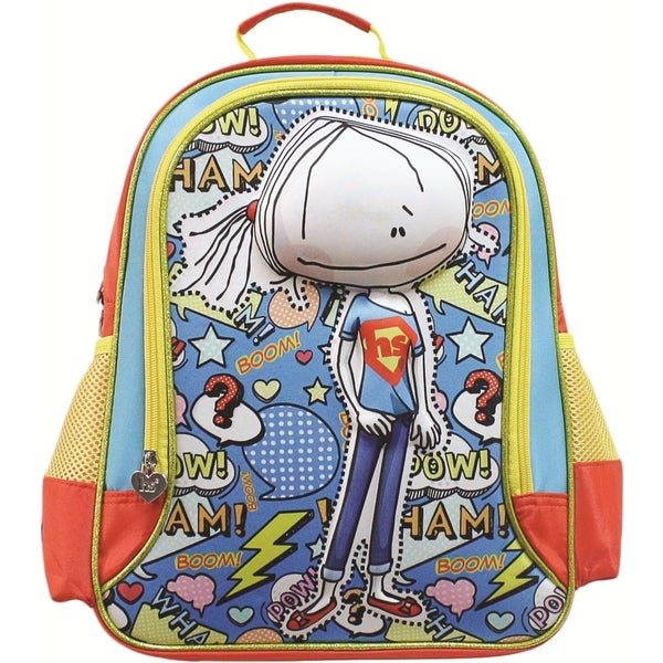 Hablando Sola Super Sola Backpack
