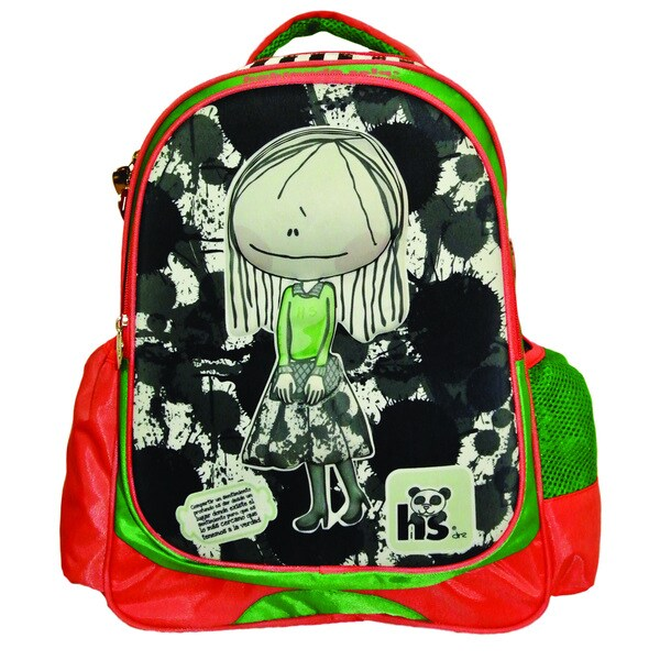 Hablando Sola Pink Panda Backpack