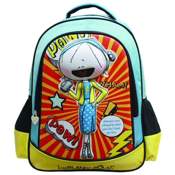 Hablando Sola POW Backpack