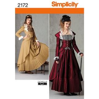 SIMPLICITY CRAFTS COSTUMES-14-16-18-20-22