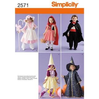 Simplicity Crafts Costumes-1/2 1 2 3 4