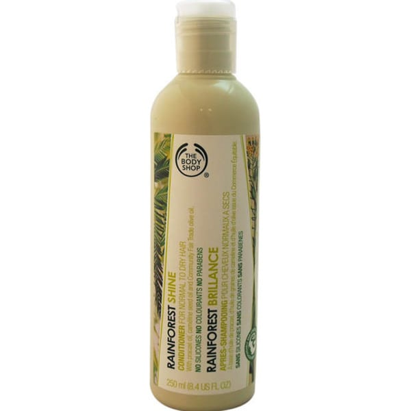 The Body Shop Rainforest Shine 8.4-ounce Conditioner