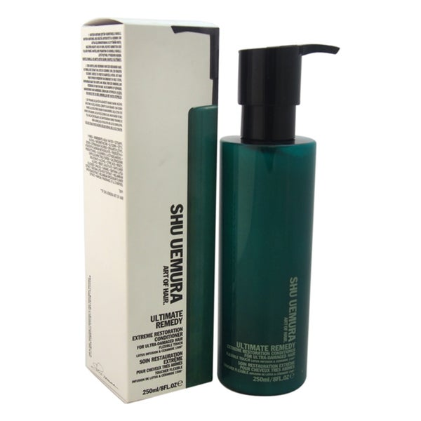 Shu Uemura Ultimate Remedy Extreme Restoration 8-ounce Conditioner