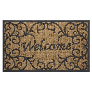 """Coco Vines Welcome Mat (18"""" x 30"""")"""
