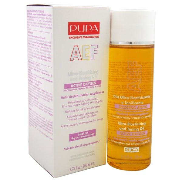 Pupa Milano Ultra-Elasticizing and Toning Oil