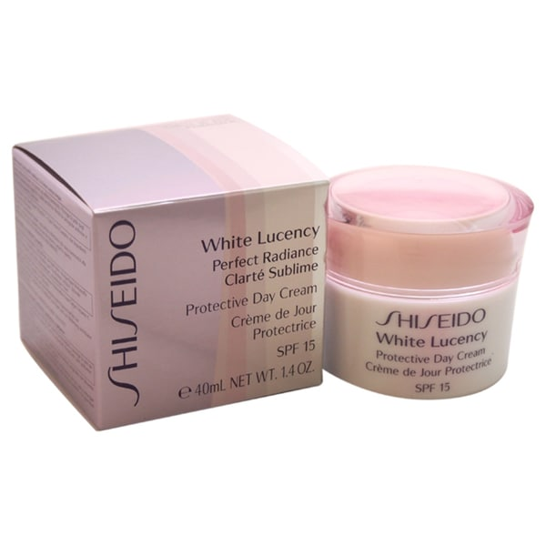 Shiseido White Lucency Perfect Radiance Protective Day Cream SPF 15