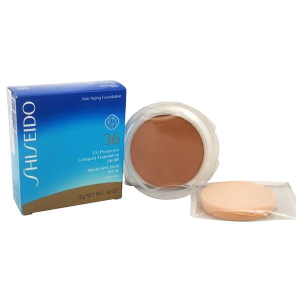 Shiseido UV Protective Compact Foundation SPF 36 (Refill) Dark Ivory