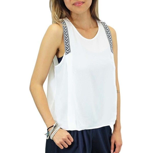 Women's La Brea Saunter Sleeveless Top