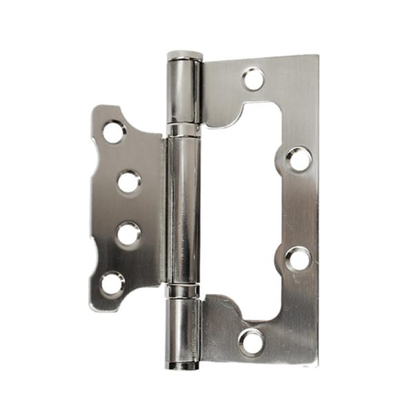 Non-Mortise Hinge with 4 Ball Bearings