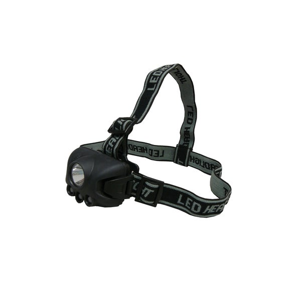 Sarge Knives 3-in-1 70-lumen LED Head Lamp