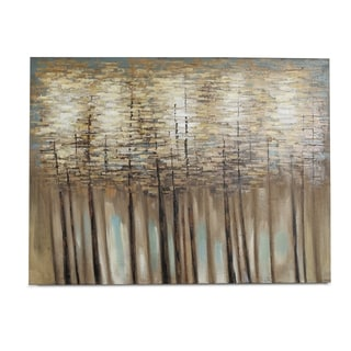 Bombay Rustic Forest Canvas